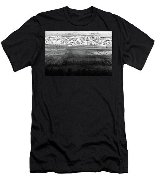 Black Sands  Men's T-Shirt (Athletic Fit)