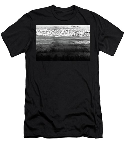 Black Sands  Men's T-Shirt (Athletic Fit)