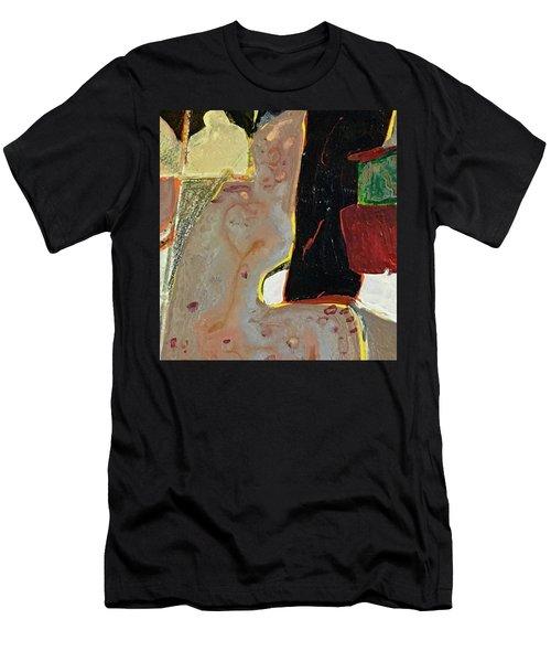 Black Sky Men's T-Shirt (Athletic Fit)