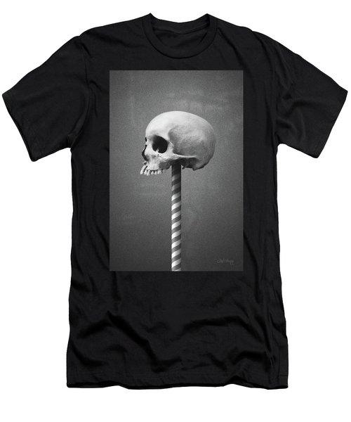 Men's T-Shirt (Athletic Fit) featuring the photograph Black Sunshine by Joseph Westrupp