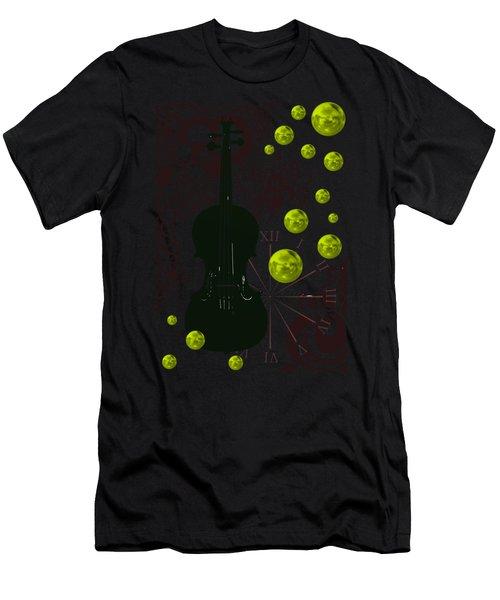 Black Violin Men's T-Shirt (Athletic Fit)