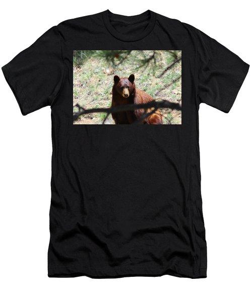 Blackbear1 Men's T-Shirt (Athletic Fit)