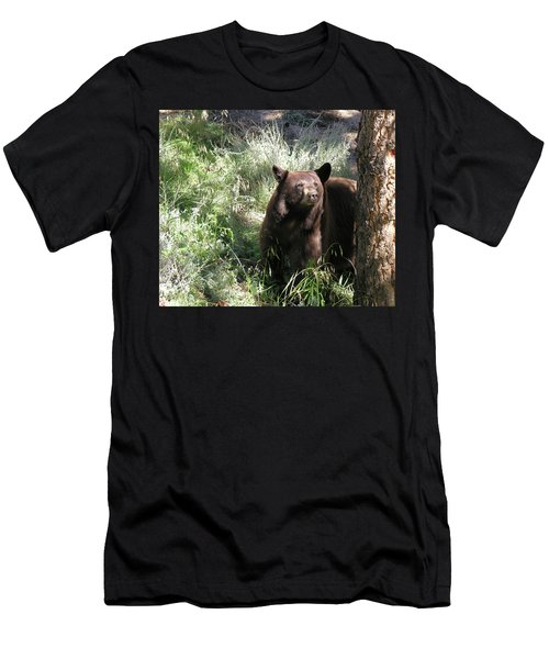 Blackbear3 Men's T-Shirt (Athletic Fit)