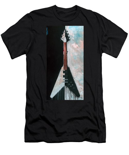 Blackout Men's T-Shirt (Athletic Fit)