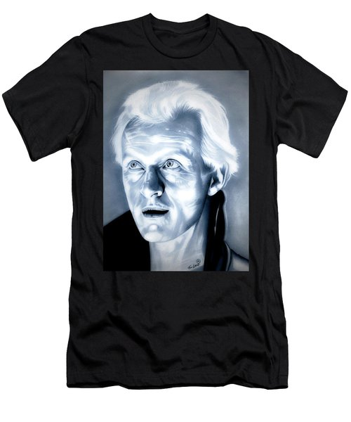 Blade Runner Roy Batty Men's T-Shirt (Slim Fit) by Fred Larucci