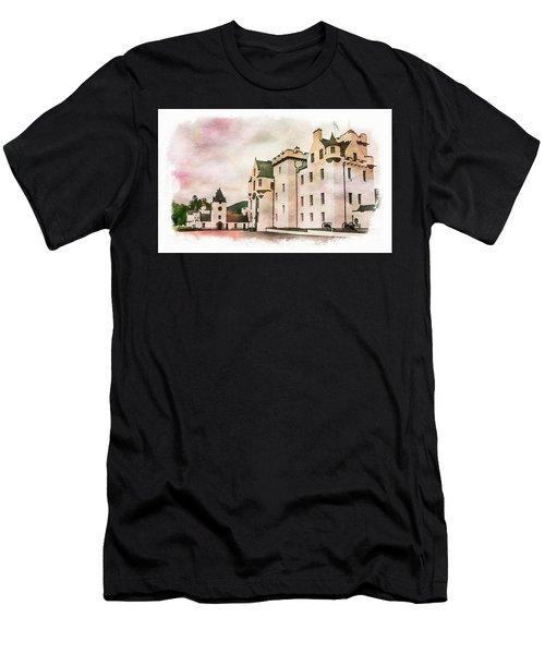 Blair Castle II Men's T-Shirt (Athletic Fit)