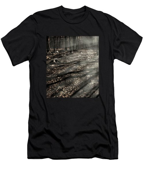 Blair Witch Over There Men's T-Shirt (Athletic Fit)
