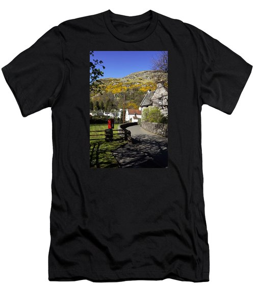 Men's T-Shirt (Slim Fit) featuring the photograph Blairlogie by Jeremy Lavender Photography