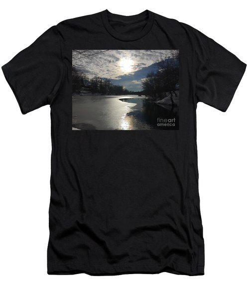 Blanket Of Clouds Men's T-Shirt (Athletic Fit)