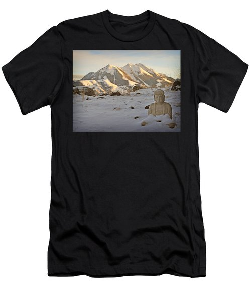Blanket Of Peace Men's T-Shirt (Athletic Fit)