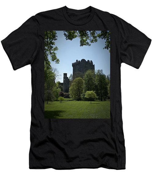 Blarney Castle Ireland Men's T-Shirt (Athletic Fit)