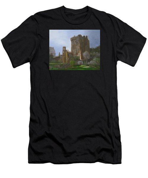 Blarney Castle Men's T-Shirt (Athletic Fit)