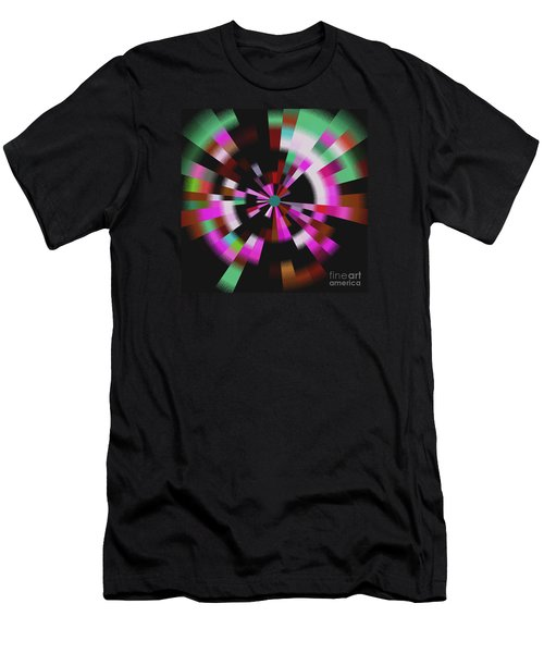 Blast Men's T-Shirt (Slim Fit) by Kelly Awad