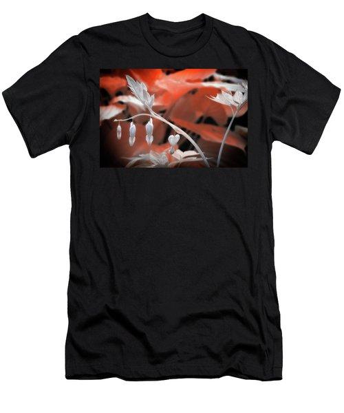 Bleeding Hearts Men's T-Shirt (Slim Fit) by Paul Seymour