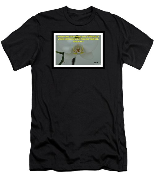 Blessed Men's T-Shirt (Athletic Fit)