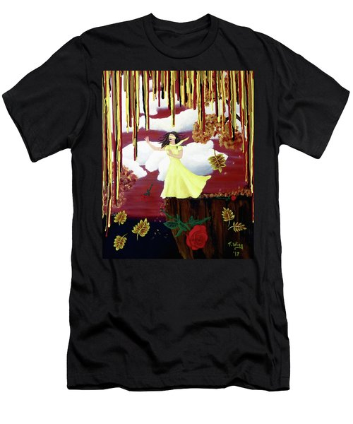 Blinded By Love Men's T-Shirt (Athletic Fit)