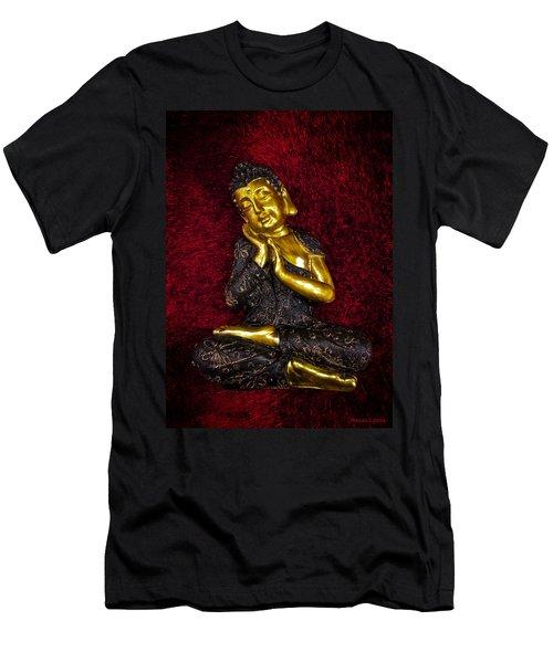 Blissful Mind Men's T-Shirt (Athletic Fit)