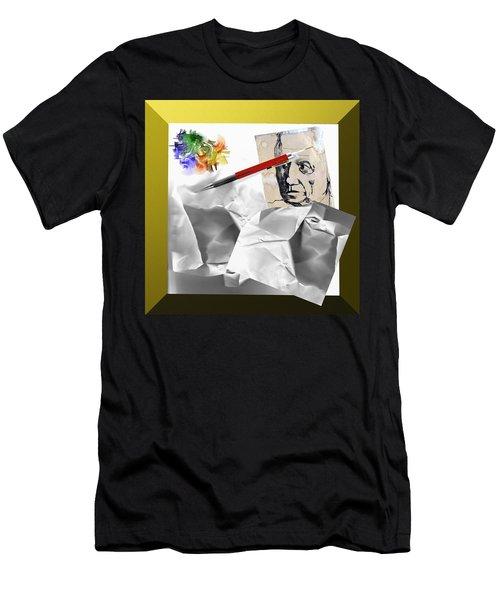 Block Men's T-Shirt (Athletic Fit)