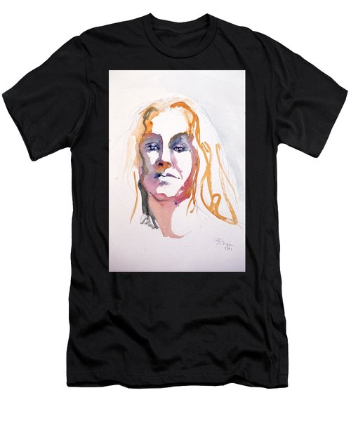 Blonde #1 Men's T-Shirt (Athletic Fit)