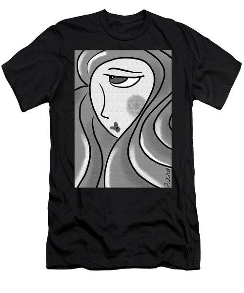 Blondi Conte Men's T-Shirt (Athletic Fit)