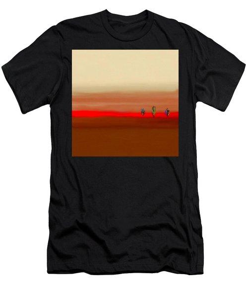 Blood Line Men's T-Shirt (Athletic Fit)