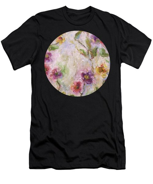 Bloom Men's T-Shirt (Athletic Fit)
