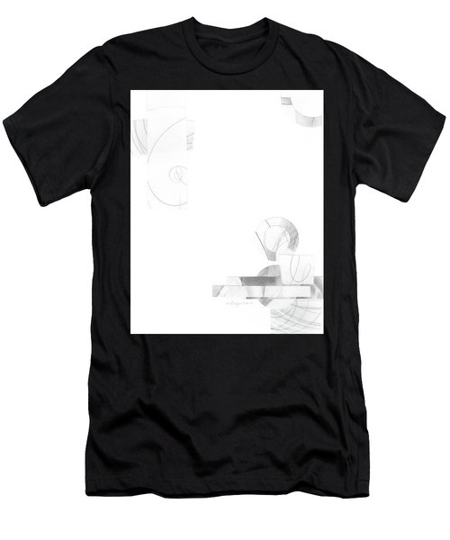 Bloom No. 3 Men's T-Shirt (Athletic Fit)