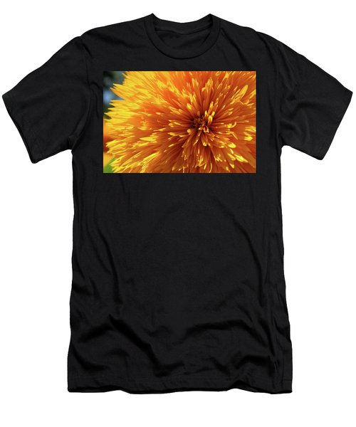 Blooming Sunshine Men's T-Shirt (Athletic Fit)