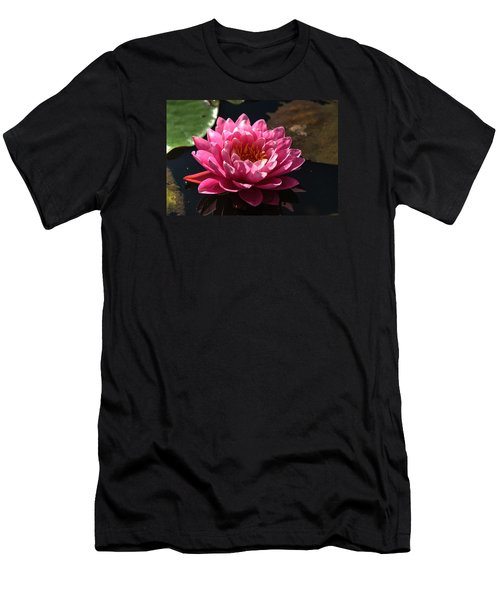 Blossoms And Lily Pads 4 Men's T-Shirt (Athletic Fit)