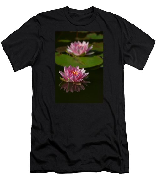 Blossoms And Lily Pads 9 Men's T-Shirt (Athletic Fit)