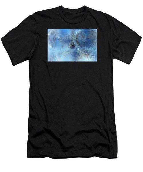 Blue Alien Men's T-Shirt (Athletic Fit)