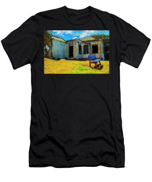Blue Bench Men's T-Shirt (Athletic Fit)