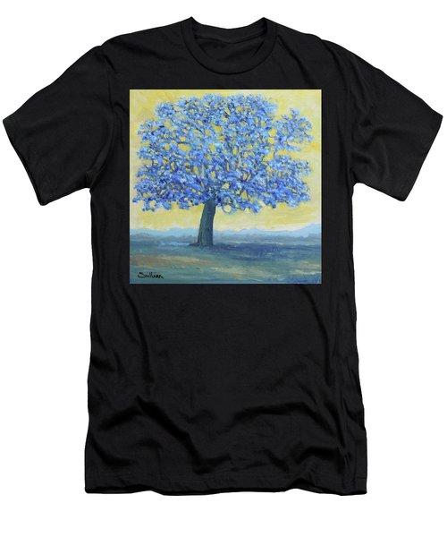 Blue Breeze Men's T-Shirt (Athletic Fit)