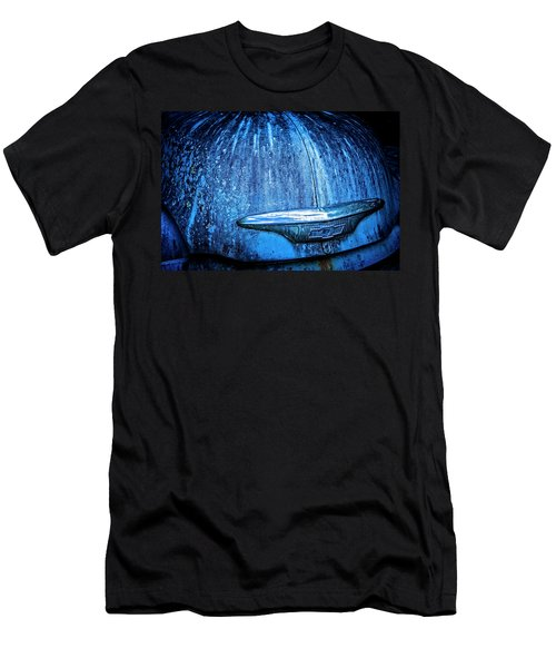 Blue Chevy Men's T-Shirt (Athletic Fit)