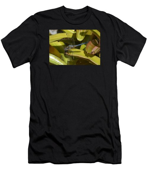 Blue Dasher 2 Men's T-Shirt (Athletic Fit)
