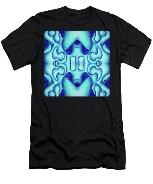 Blue Dream Men's T-Shirt (Athletic Fit)