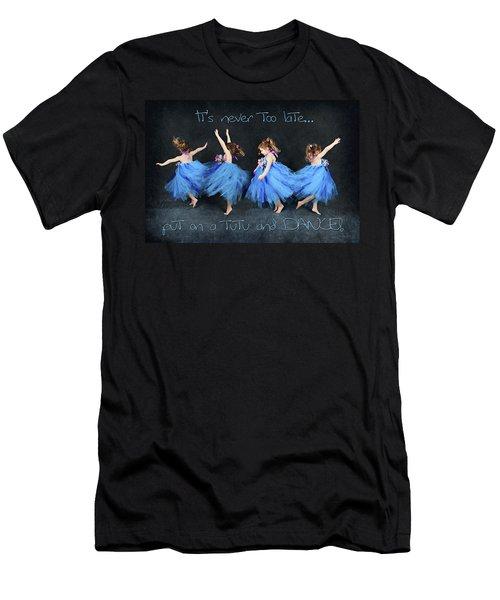 Blue Fairy Men's T-Shirt (Athletic Fit)