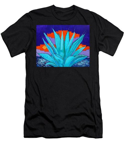 Blue Flame Companion 2 Men's T-Shirt (Athletic Fit)