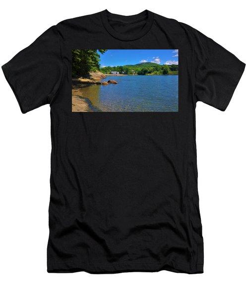 Blue Hill Men's T-Shirt (Athletic Fit)