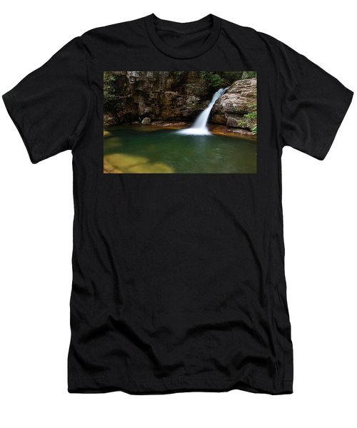 Blue Hole In Spring 2017 IIi Men's T-Shirt (Athletic Fit)