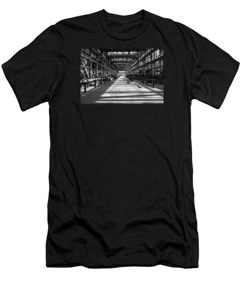 Blue Home Factory Men's T-Shirt (Athletic Fit)