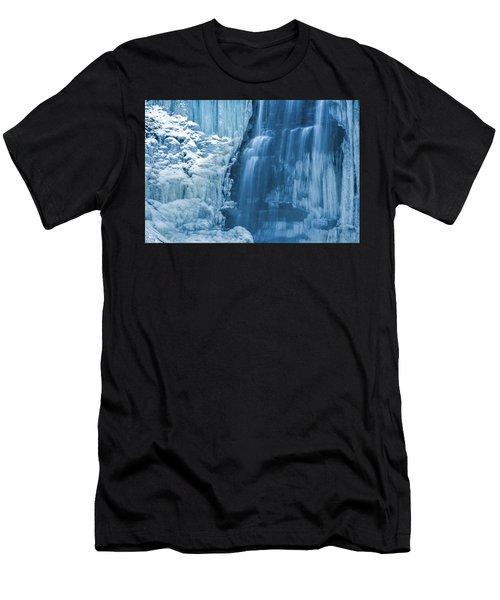 Blue Ice Men's T-Shirt (Athletic Fit)