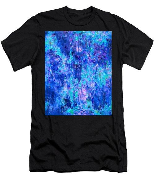 Blue Jean Lady Men's T-Shirt (Athletic Fit)