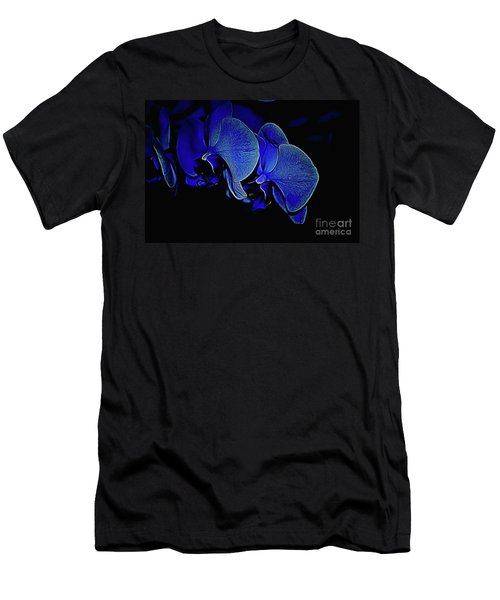 Blue Light Men's T-Shirt (Athletic Fit)