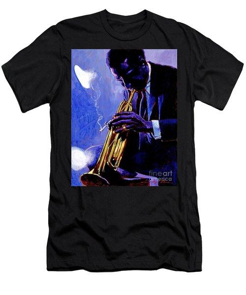 Blue Miles Men's T-Shirt (Athletic Fit)