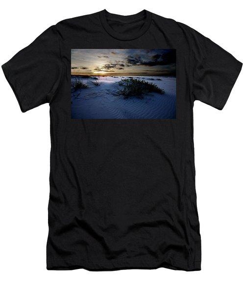 Blue Morning Men's T-Shirt (Slim Fit) by Michael Thomas