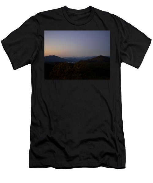 Blue Ridge Dawn Men's T-Shirt (Athletic Fit)