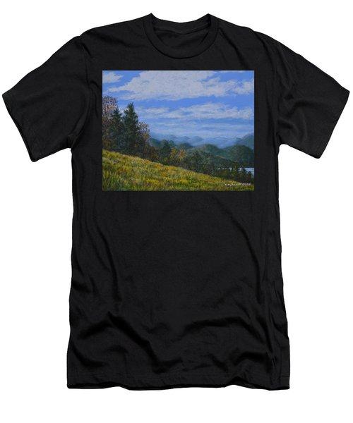 Blue Ridge Impression Men's T-Shirt (Athletic Fit)