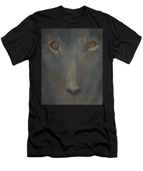 Blue Sphinx Men's T-Shirt (Athletic Fit)
