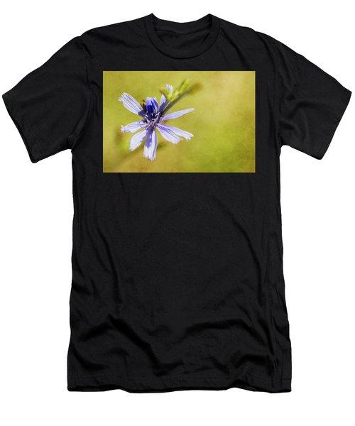 Blue Star #3 Men's T-Shirt (Athletic Fit)